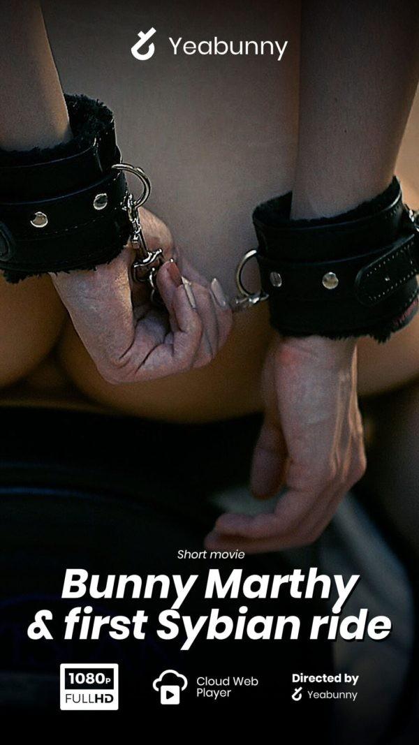 Bunny Marthy Sybian First Ride Porn