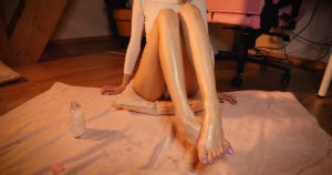 Feet ASMR